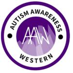 Autism Awareness Western_Logo