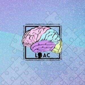 Logo - Learning Disabilities Awareness Club