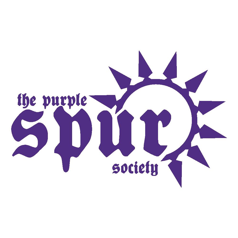 Logo - The Purple Spur Society
