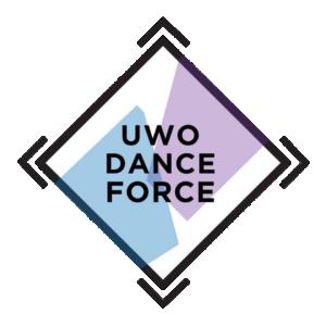 Logo - UWO Dance Force