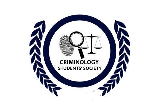 Logo - Criminology Students' Society